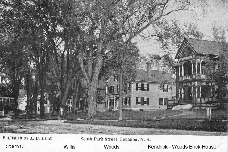 PC.ABHUNT.S.PARK.ST.2Willis House, WoodHouse, KendrickWood brick house