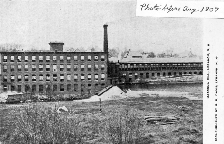 PC.3505.H.K.DAVIS. 1700X2338Mascoma Mill