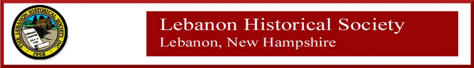 Lebanon Historical Society
